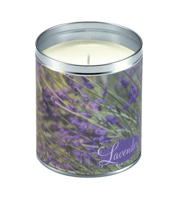 Lavender Field Scented Candle