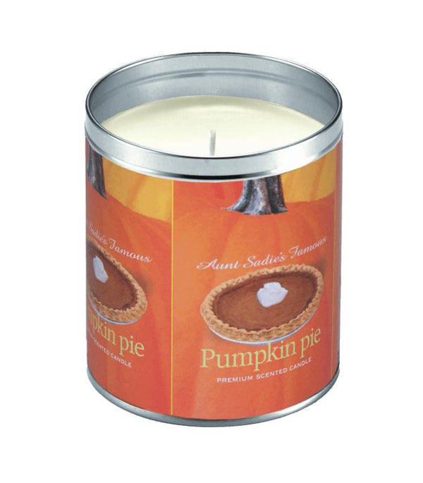 Baked Pumpkin Pie Scented Candle-Candle-Aunt Sadie's-Top Notch Gift Shop