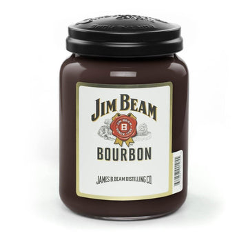 Jim Beam Kentucky Bourbon® Scented Candle, 26 oz. Jar