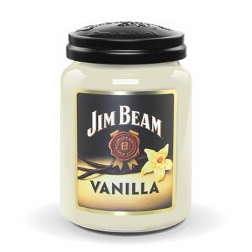 Jim Beam Vanilla® Scented Candle, 26 oz. Jar