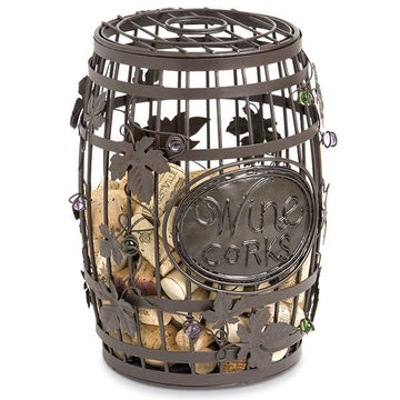 Wine Barrel Cork Cage Cork Holder