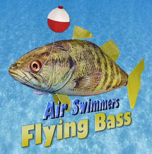 Bass Air Swimmer-Toy-William Mark Corp.-Top Notch Gift Shop