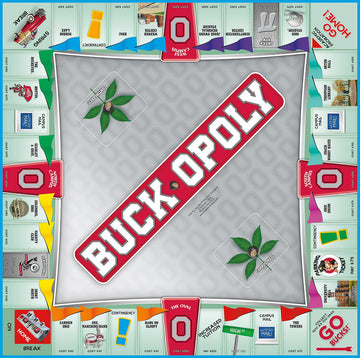 Buck-opoly - Ohio State Monopoly Game