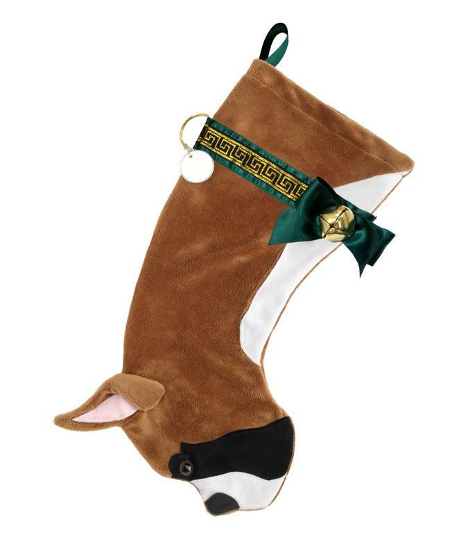 Boxer Christmas Stocking-Holiday Stocking-Hearth Hounds-Top Notch Gift Shop