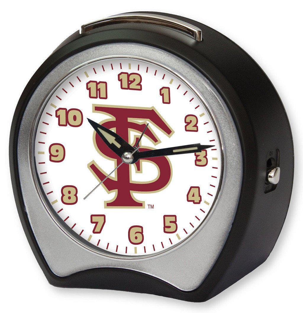 Florida State University Fight Song Alarm Clock-Clock-Roman-Top Notch Gift Shop