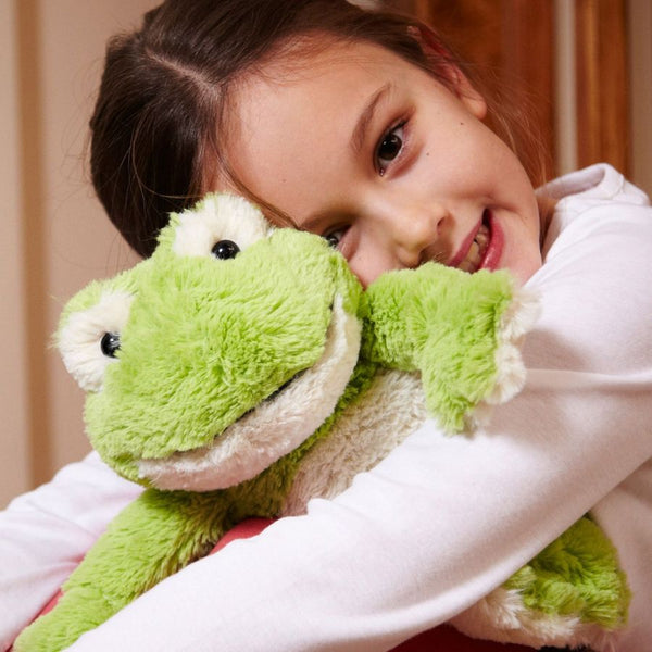"Frog 13"" Warmies®Plush Toy-Plush Toy-Warmies®-Top Notch Gift Shop"