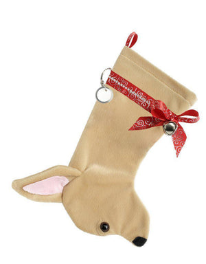 Chihuahua Christmas Stocking-Holiday Stocking-Hearth Hounds-Top Notch Gift Shop
