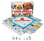 Dog-opoly Monopoly Board Game-Game-Late For The Sky-Top Notch Gift Shop