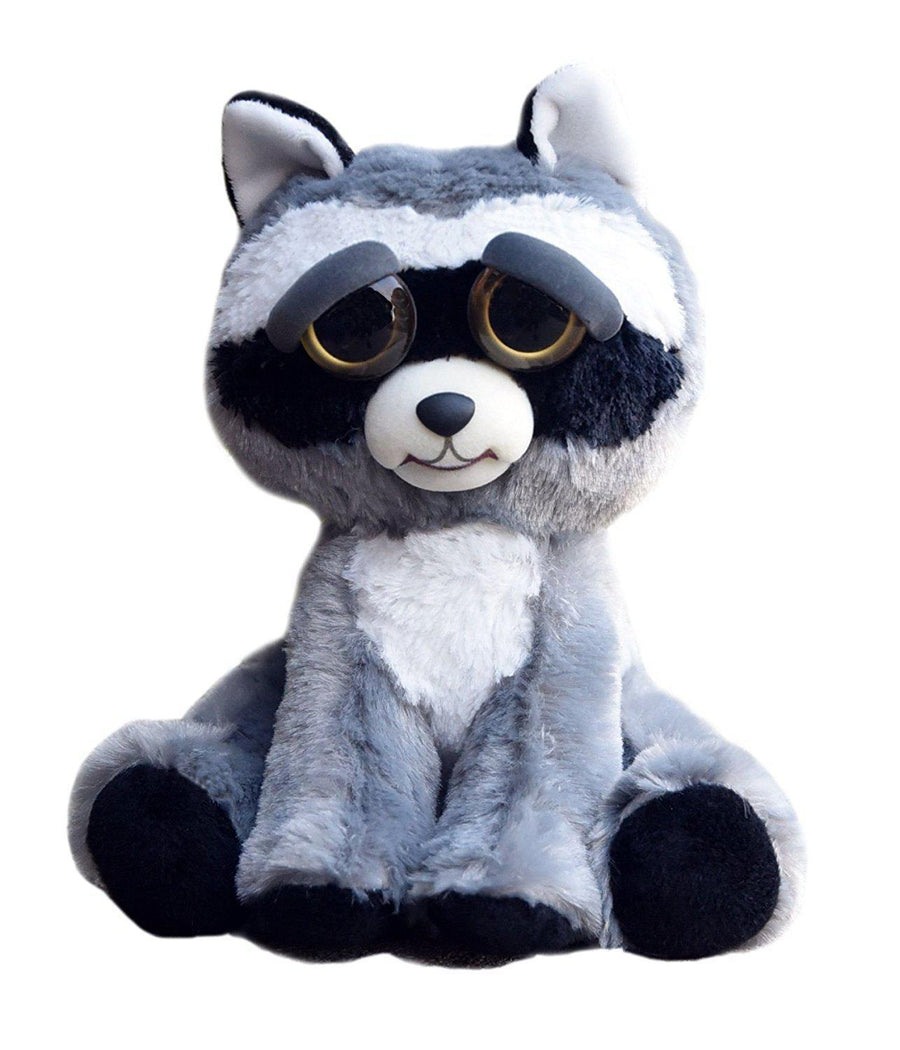 Rascal Rampage Raccoon Growling Feisty Pet™-Plush Toy-William Mark Corp.-Top Notch Gift Shop