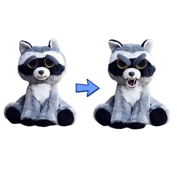 Rascal Rampage Raccoon Growling Feisty Pet™