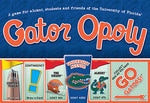 Gator-opoly - University of Florida Monopoly Board Game-Game-Late For The Sky-Top Notch Gift Shop