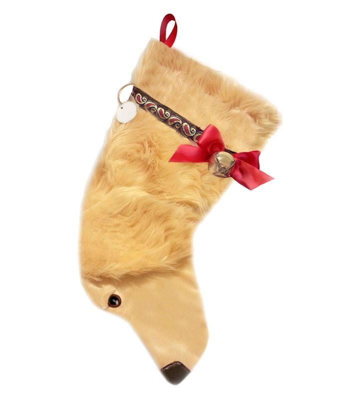 Golden Retriever Stocking-Hearth Hounds-Top Notch Gift Shop