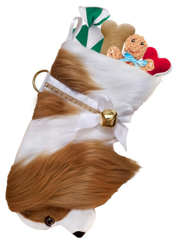 Cavalier King Charles Spaniel Christmas Stocking