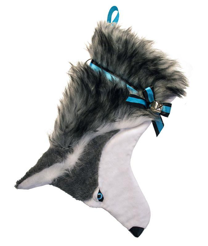 Husky Stocking-Hearth Hounds-Top Notch Gift Shop