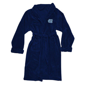 North Carolina Tar Heels Men's Silk Touch Plush Bath Robe-Bathrobe-Northwest-Top Notch Gift Shop