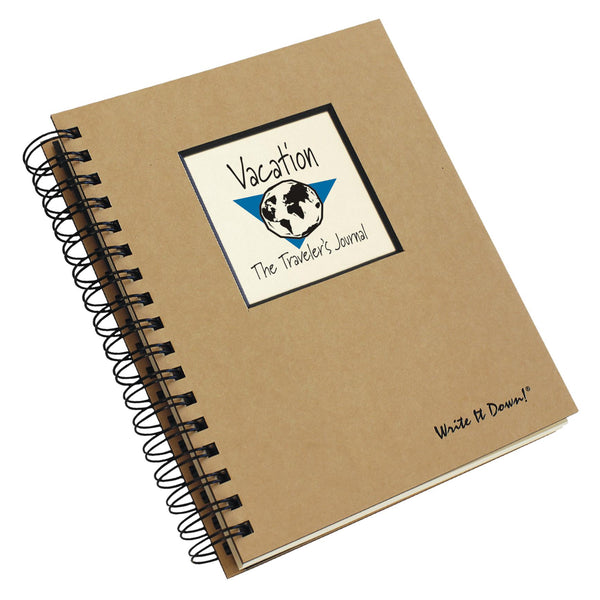 Vacation Journal-Journal-Journals Unlimited-Top Notch Gift Shop