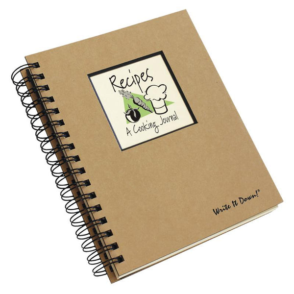 Recipes - A Cooking Journal-Journal-Journals Unlimited-Top Notch Gift Shop