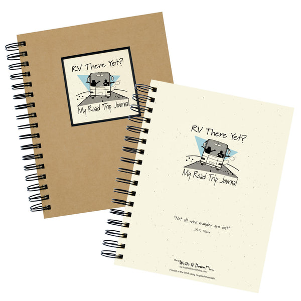 RV There Yet? Journal-Journal-Journals Unlimited-Top Notch Gift Shop