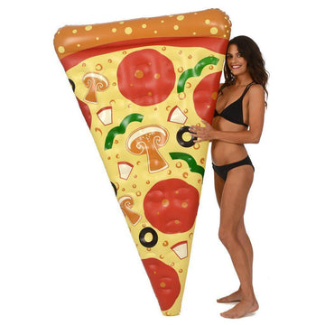 "Pizza 72"" Pool Float"