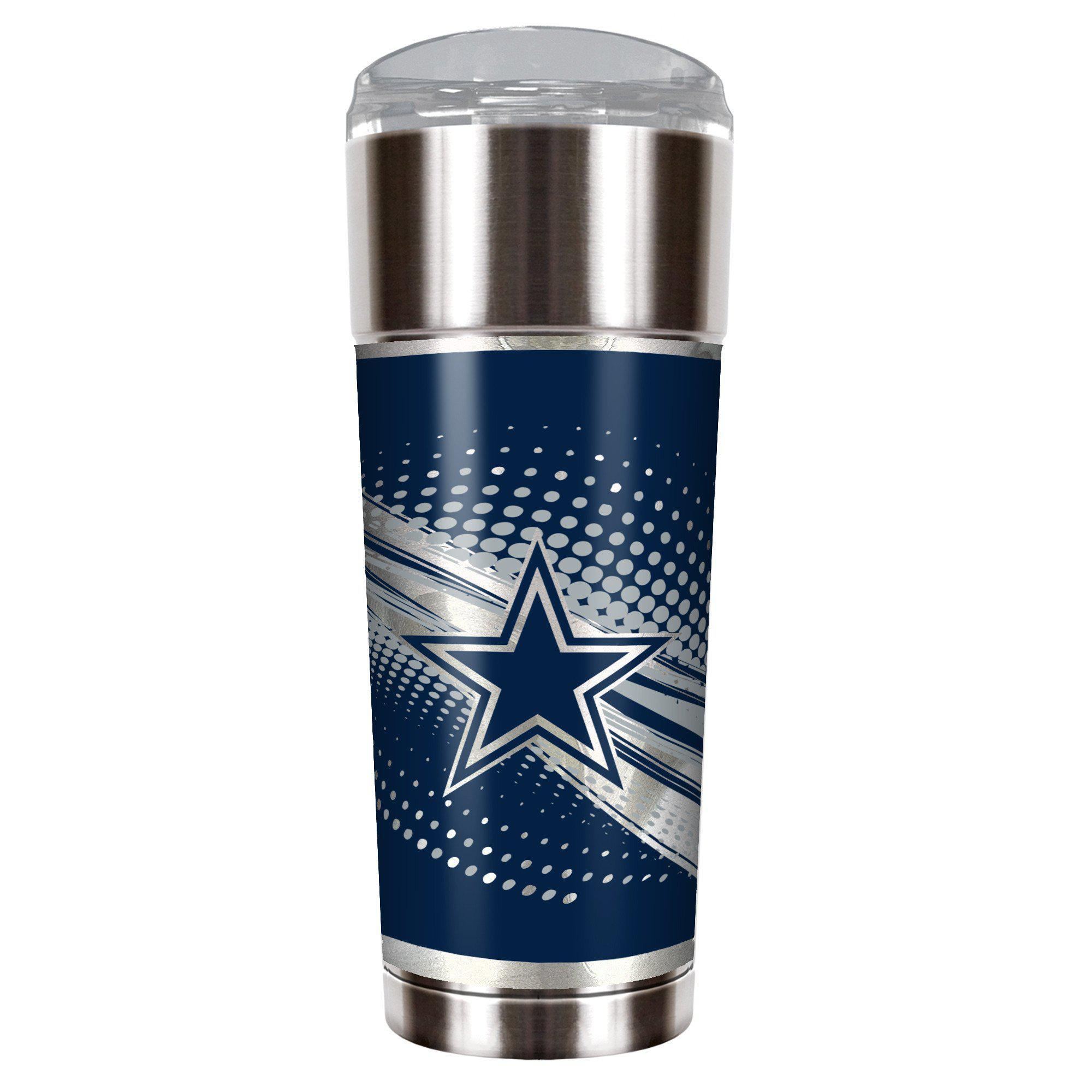 Dallas Cowboys Eagle 30 oz Stainless Steel Party Cup-Tumbler-Great American Products-Top Notch Gift Shop