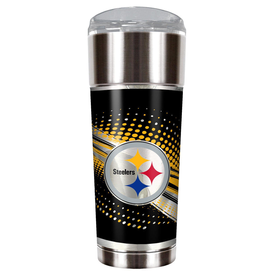 Pittsburgh Steelers Eagle 30 oz Stainless Steel Party Cup-Tumbler-Great American Products-Top Notch Gift Shop