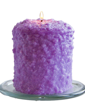Lilac Blossom Scented Hearth Candle-Candle-Warm Glow Candle Company-Top Notch Gift Shop