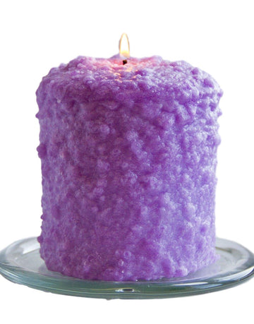 Lilac Blossom Scented Hearth Candle