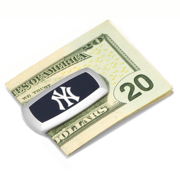 New York Yankees Cushion Money Clip-Money Clip-Cufflinks, Inc.-Top Notch Gift Shop