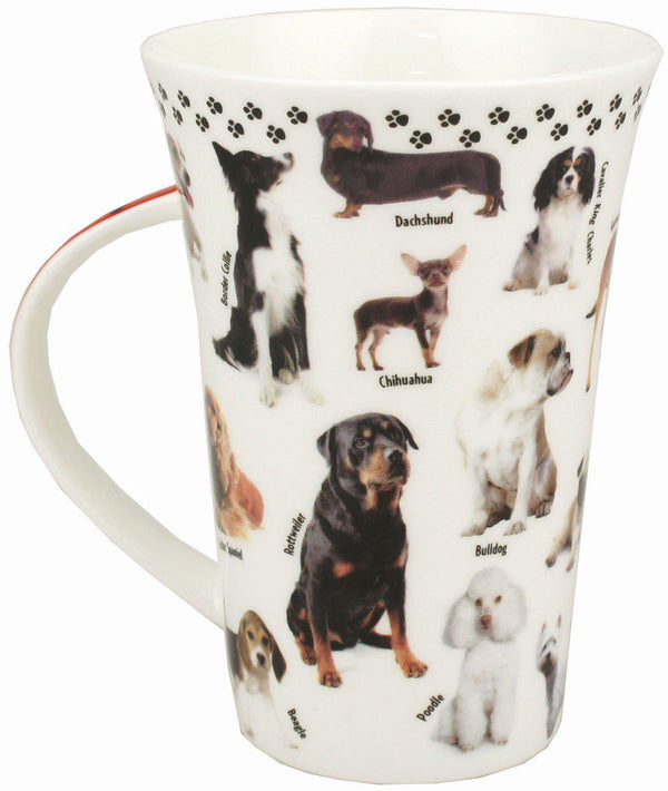 Popular Dogs Bone China Mug-Mug-McIntosh Trading-Top Notch Gift Shop