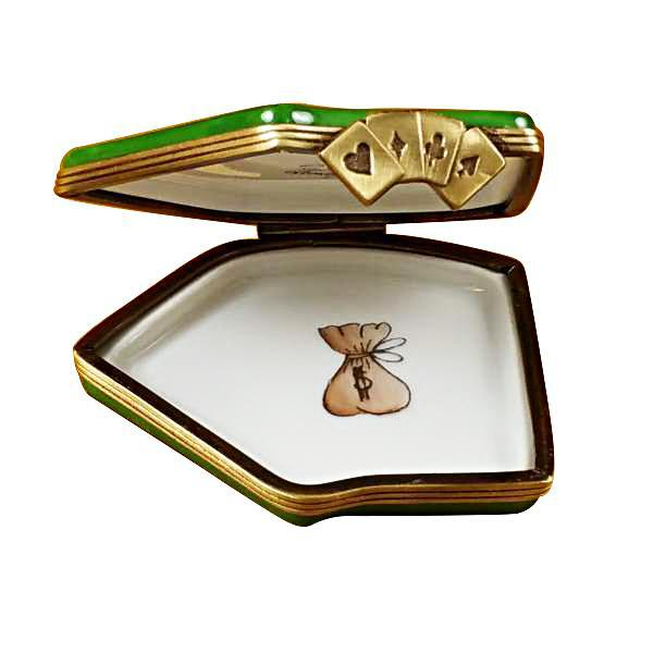 Deck Of Cards Rochard Limoges Box-Limoges Box-Rochard-Top Notch Gift Shop