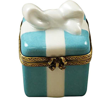 Tiffany Blue Gift Box Limoges Box by Rochard™