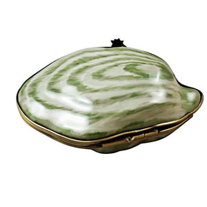 Oyster with Pearl Limoges Box by Rochard™-Limoges Box-Rochard-Top Notch Gift Shop