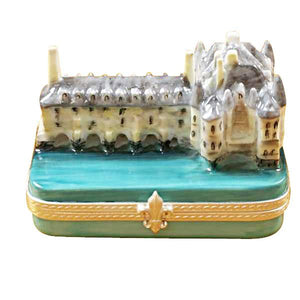 Chateau De Chenonceau Limoges Box by Rochard™-Limoges Box-Rochard-Top Notch Gift Shop