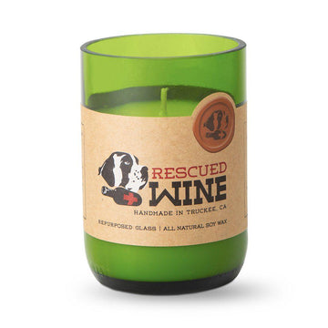 Cabernet Scented Long Burn Soy Candle