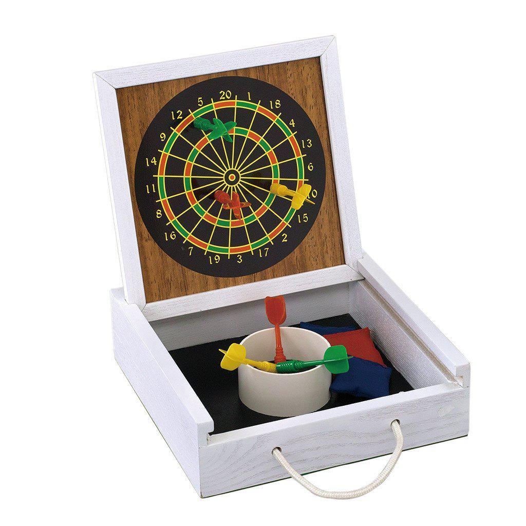 Tabletop Darts and Bean Bag Toss Game-Game-Time Concept-Top Notch Gift Shop