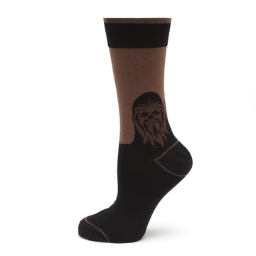 Chewbacca Mod Black Socks
