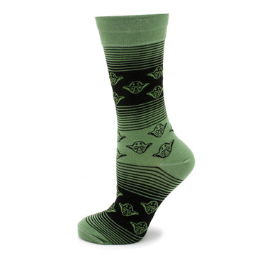 Yoda Ombre Stripe Socks