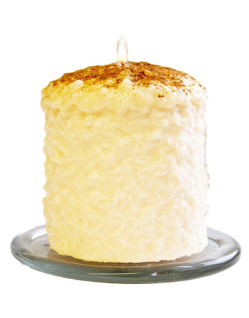 Snickerdoodle Scented Hearth Candle