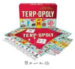 Terp-opoly University of Maryland Monopoly Game-Game-Late For The Sky-Top Notch Gift Shop