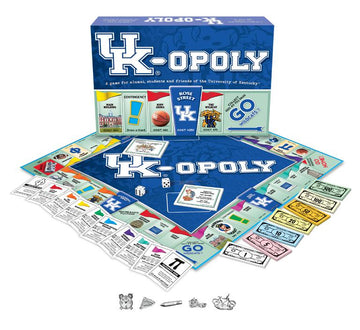U.K.-opoly - University of Kentucky Monopoly Game