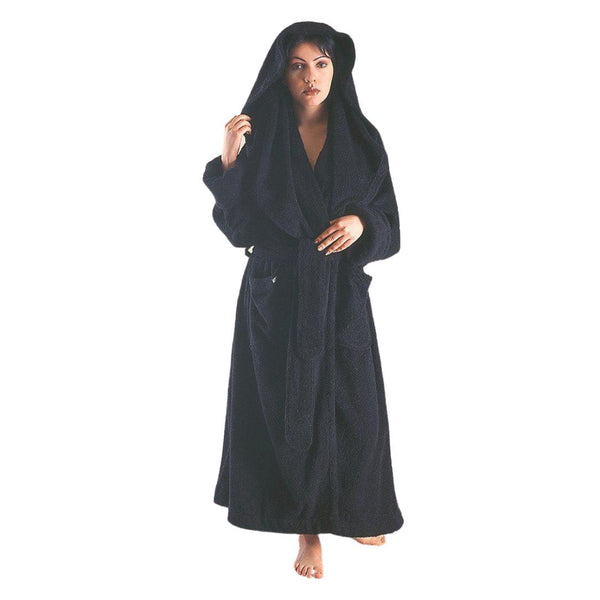 Women's Luxury Monkstyle Bathrobe-Bathrobe-ARUS-Top Notch Gift Shop