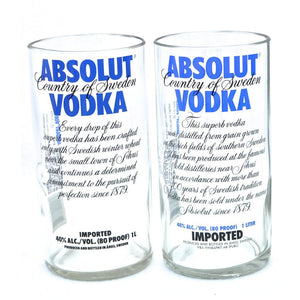 Absolut Tumblers - Boxed Set of 2-Tumbler-BluMarble-Top Notch Gift Shop