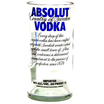 Absolut Vodka Tumblers - Set of 2