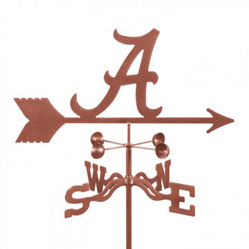 Alabama Crimson Tide Weathervane