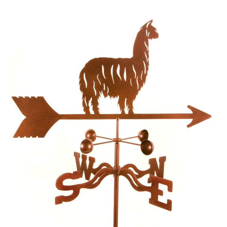 Alpaca / Llama Weathervane-EZ VaneTop Notch Gift Shop