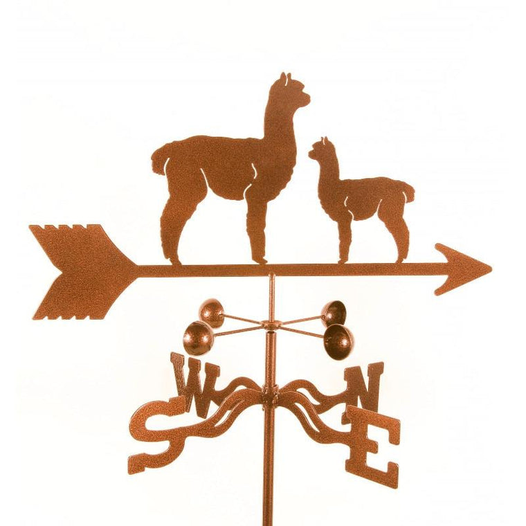 Alpaca Weathervane-EZ VaneTop Notch Gift Shop