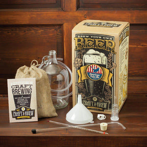 Craft a Brew: Premium Brew Kit - American Pale Ale-Brew Kit-The Grommet-Top Notch Gift Shop