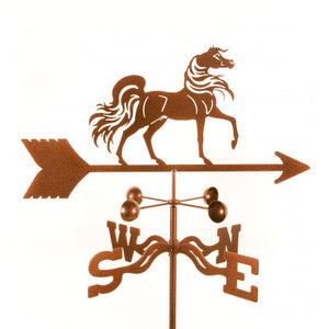 Arabian Horse Weathervane-Weathervane-EZ Vane-Top Notch Gift Shop