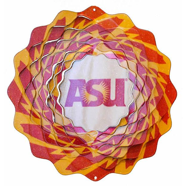 Arizona State University Wind Spinner-Wind Spinner-Woodstream Corp.-Top Notch Gift Shop