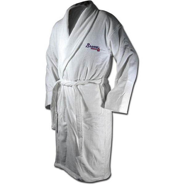 Atlanta Braves Terrycloth Bathrobe-Bathrobe-Wincraft-Top Notch Gift Shop